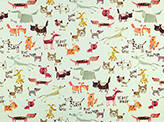 Covington Prints Bow Wow Fabric