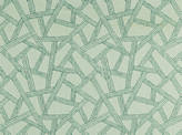 Covington Brace SEA GLASS Fabric