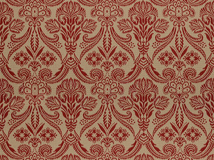 Canterbury 137 ANTIQUE RED