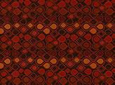 Covington Droplets CRIMSON Fabric