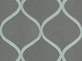 Covington Falciano SILVER Fabric