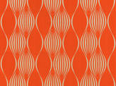 Covington Flair ORANGE Fabric