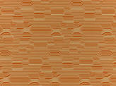 Covington Flatlands TANGERINE Fabric