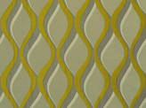 Covington Fortissimo OLIVE-GREY Fabric