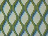 Covington Fortissimo TEAL-GREEN Fabric