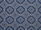 Covington Gatsby 541 BLUEBERRY Fabric