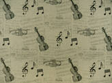 Heirloom Prints Hl-concerto Linen Fabric
