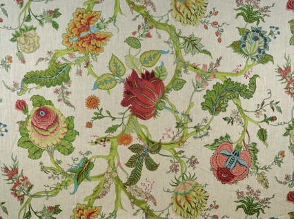 Heirloom Prints Hl darjeeling Linen