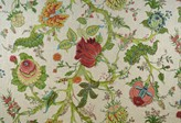Heirloom Prints Hl-darjeeling Linen Fabric