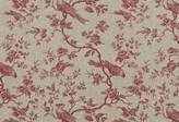 Heirloom Prints Hl-mesange Linen Fabric