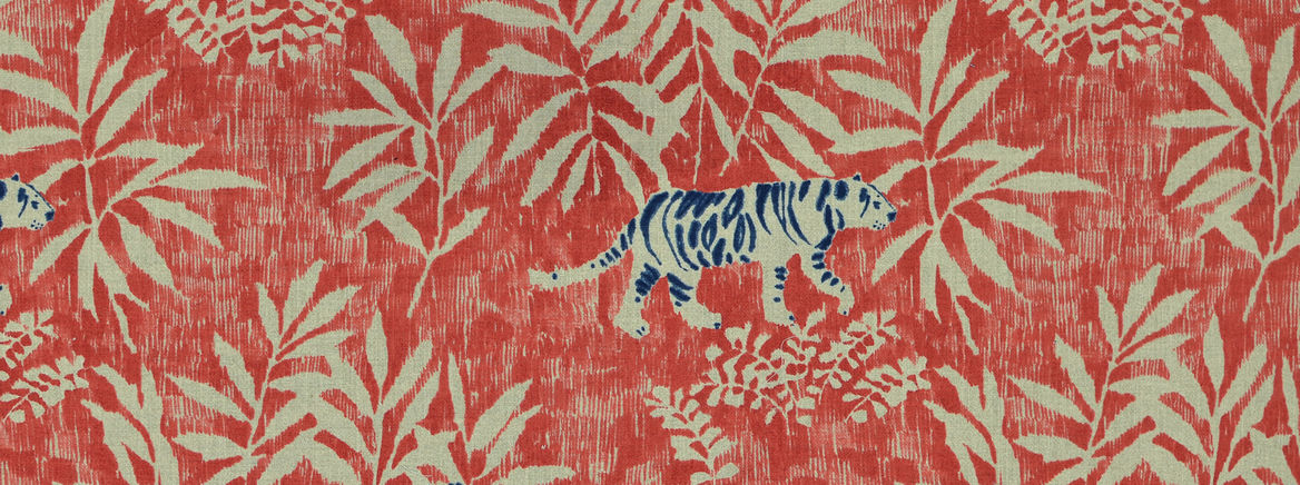 Le Tigre 137 ANTIQUE RED