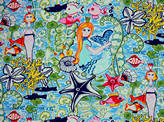 Covington Prints Mermaids Fabric