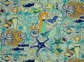 Covington Prints Mermaids Fabric