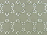 Covington Niro GREY WHITE Fabric