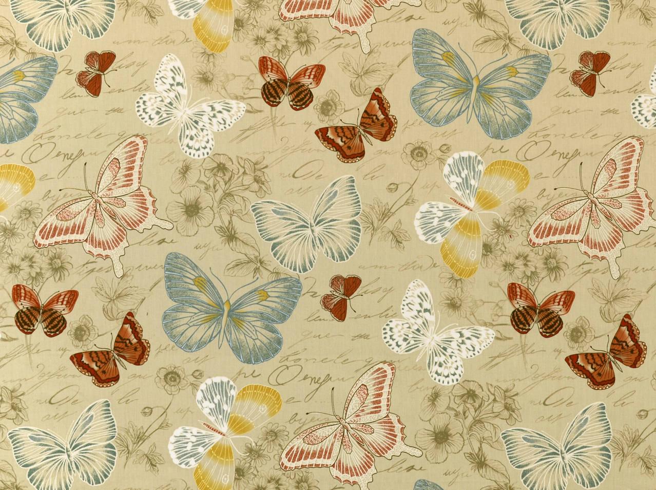 Covington Prints Papillon