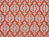 Covington Pisa CORAL Fabric