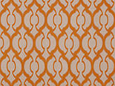 Covington Pisa ORANGE Fabric