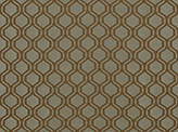Covington Prismatic LATTE Fabric