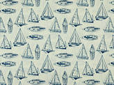 Covington Prints S-rum Runner Fabric
