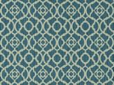 Covington Samson 526 BATIK BLUE Fabric