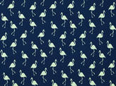 Covington Sd-flamingo 557 DK DENIM Fabric