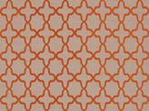 Covington Sorrel TANGERINE Fabric