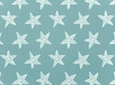 Covington Sd-star Fish 512 CAPRI BLUE Fabric