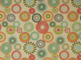 Covington Prints Star-burst Pinwheel Fabric