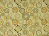 Covington Prints Star-burst Pinwheel Fabric