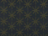 Covington Starburst BASIL Fabric