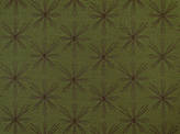Covington Starburst KIWI Fabric
