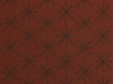 Covington Starburst RED ROCK Fabric