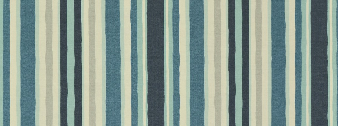 Unique Stripe 593 INDIGO