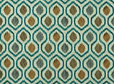 Covington Whittier TURQUOISE Fabric