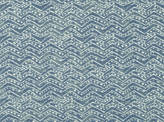 Covington Sd-ziggy 526 BATIK BLUE Fabric
